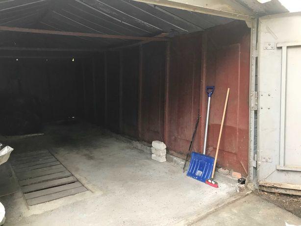 Продам гараж (Павлово поле)