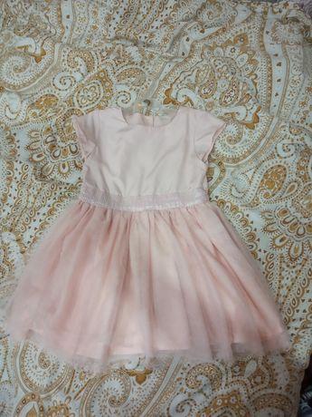 Sukienka dziewczęca 116 tiul