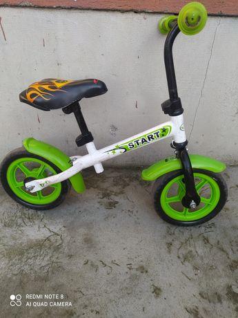 Rower biegowy rowerek