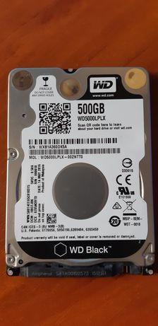 Hdd 500gb. 2.5 WD Black