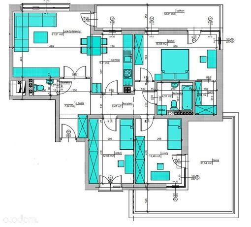 Apartament z tarasem oraz balkonem na Miedzyniu!