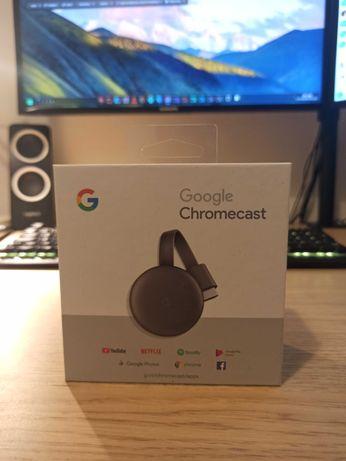 Google Chromecast V3