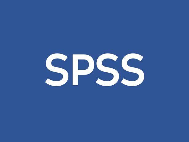 SPSS: Análise estatística em Artigos/Teses