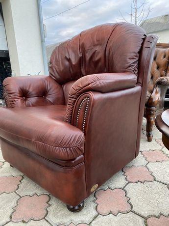 Шкіряне крісло Springvale Original кожаное кресло