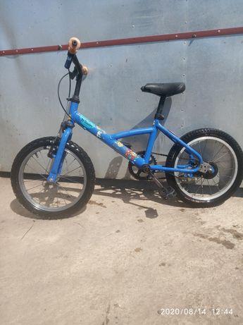 Продам підростковий велосипед .привезений з Франції