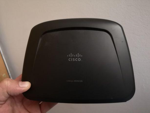 Cisco Linksys WES610N 4-Port Dual-Band Wireless-N Bridge