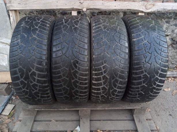Continental  235/65r17 зима резина шины б/у склад комплект