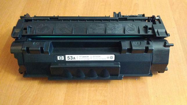 Продам восстановленый картридж HP Q7553A