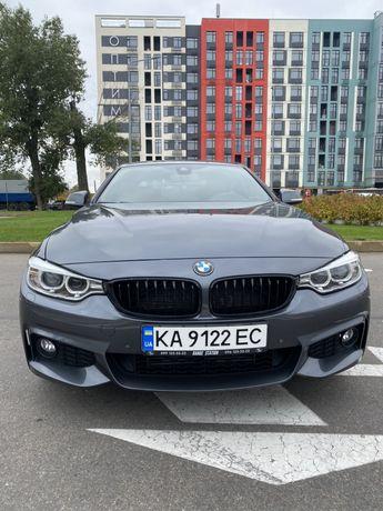 BMW435 купе полный привод