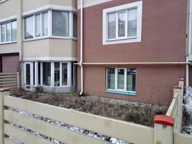 двухровневая 39+39м2 со своим двориком-террасой 18м2