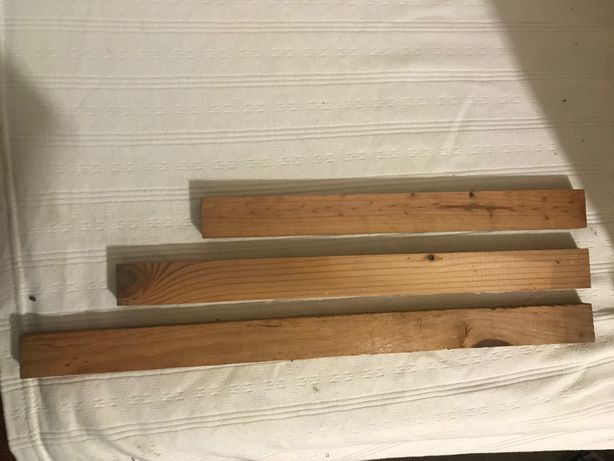 Mel Réguas de madeira para quadros