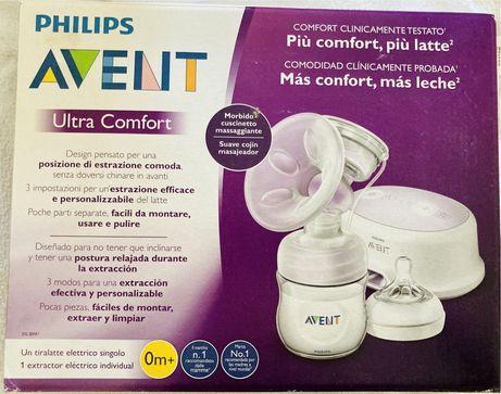 Bomba extratora de leite Philips Avent