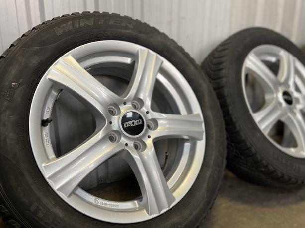 Диски r16 5*112 Volkswagen Skoda Audi резина 205/55/r16 зима