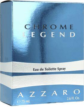 AZZARO CHROME LEGEND woda toaletowa 75 ml