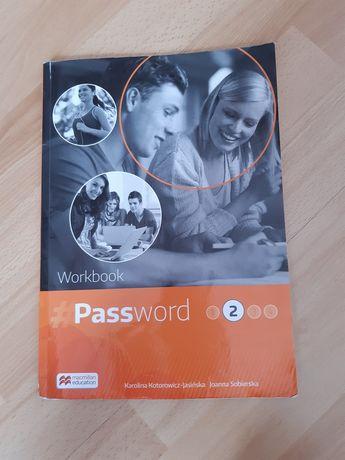 Password 2 Workbook (ćwiczenia)