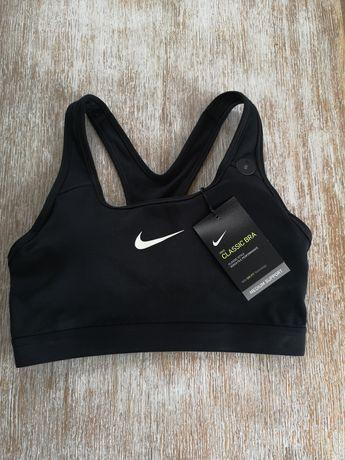 Biustonosz sportowy Nike, rozmiar 36, nowe z metką