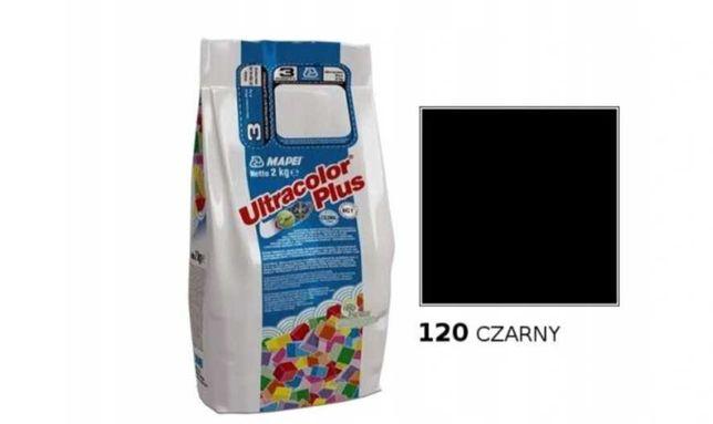 Fuga Mapei Ultracolor Plus  5kg czarny 120
