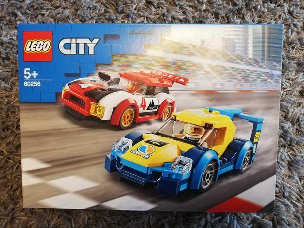 NOWE Lego City 60256 Samochody Wyścigowe