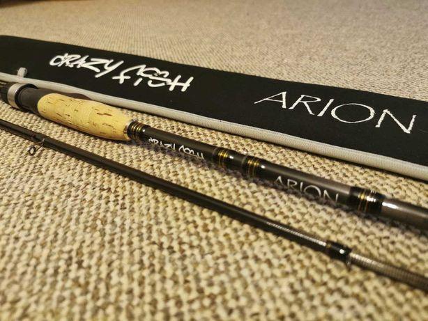 Спиннинг Crazy Fish Arion ASR762MT(SM) 7-28g 229cm