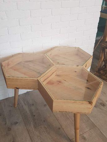 Stolik ręcznie robiony