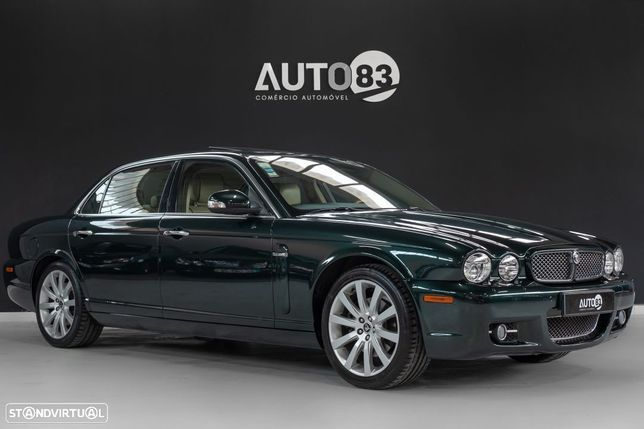 Jaguar XJ XJ6 2.7 D V6 Executive