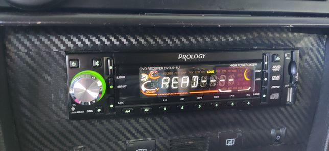 Автомагнитола Prology dvd 515 U