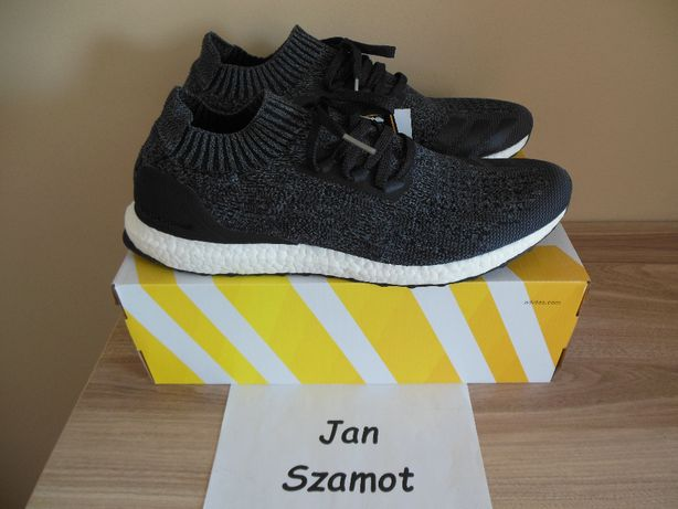 50 2/3 Adidas Ultra Boost Uncaged GREY 15US DS BY2551 ULTRABOOST