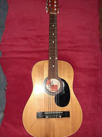 Gitara Defin + Tuner.