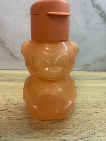 Эко-бутылочка детская Мишка 350 мл