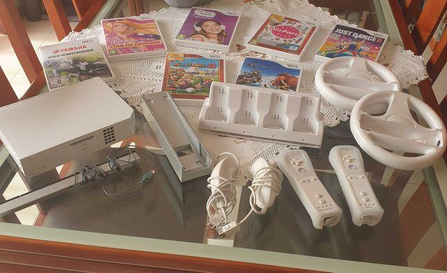 Consola de jogo Nintendo wii