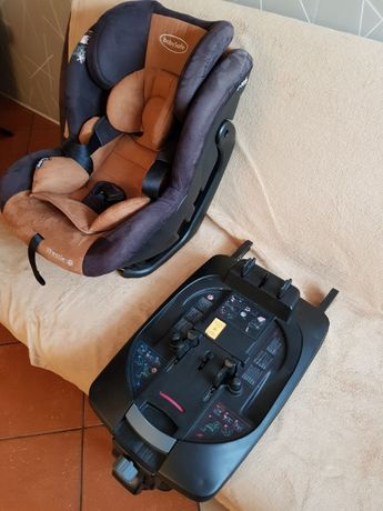 fotelik baby safe 0-18 kg isofix
