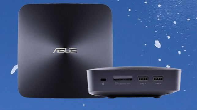 PC ASUS UN62 Vivo Mini