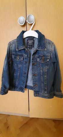 Katana jeansowa r 104