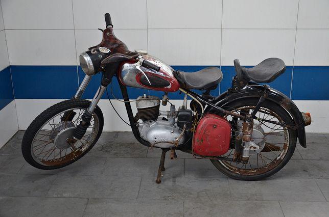 DKW IFA MZ 125 RT (Sokól SHL)