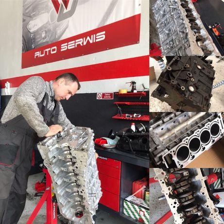 Remont remonty silnika silników VW AUDI SKODA benzyny diesla !