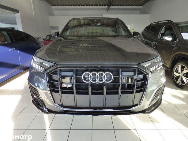 Audi SQ7 Salon PL, Fabrycznie nowy, FV VAT 23%