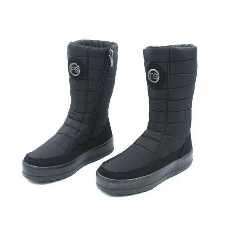 2021! Нові модні жіночі теплі чоботи / модные женские зимние сапоги