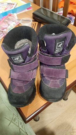 Ботинки зима для девочки