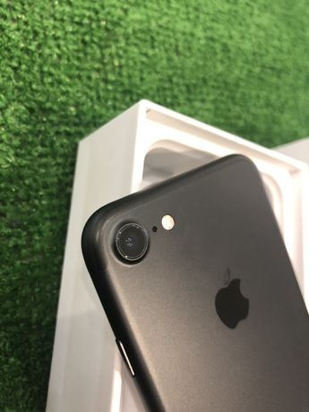 Магазин iphone 7 32 Black neverlock Гарантия 3 месяца, оригинал