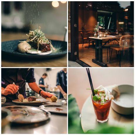 Контент ведение страниц фотограф для ресторанов / кафе и другое