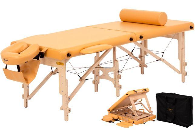 Składany stół do masażu PREMIUM PREMIUM ULTRA - Wzmocniony