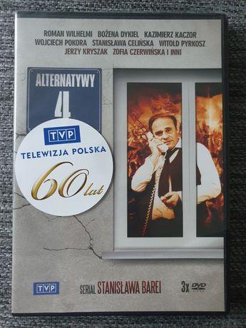 Alternatywy 4 DVD