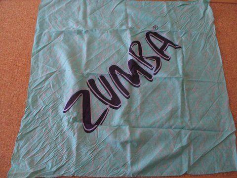 Lenços Zumba + Atacadores Zumba+T-shirts de alças