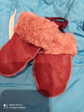 Тепленькі рукавички / царапки