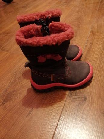 Buty zimowe Lasocki