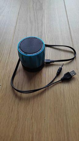 EXPLODE głośnik bluetooth z radiem + microSD + 2 x power bank