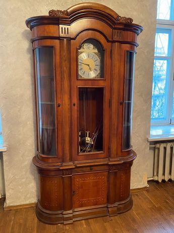 Напольные часы антиквариат Немецкая мебель