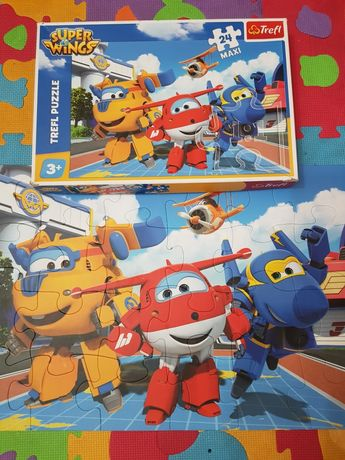 Puzzle super wings maxi