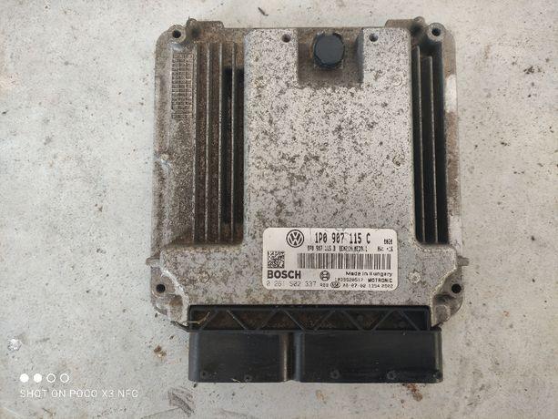 Seat Leon Cupra II 1P 2.0 TFSI Sterownik Komputer ECU Silnika