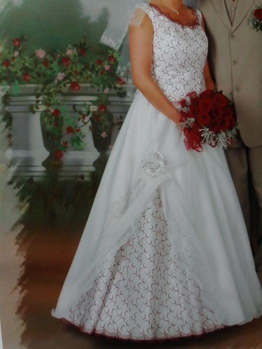 Suknia ślubna pilne Krzeszowice - image 1